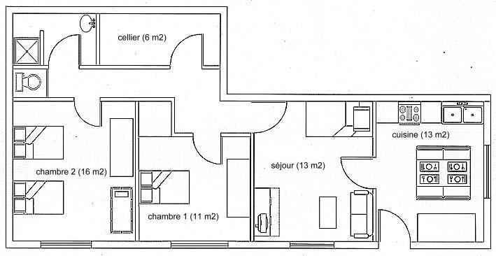 gite en location a areches beaufort. Black Bedroom Furniture Sets. Home Design Ideas